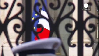 News video: France: Hollande hopes for fresh start as new government is named